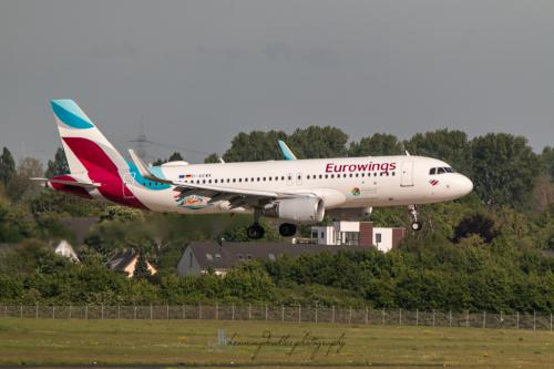 Airbus A320-214, D-AEWK