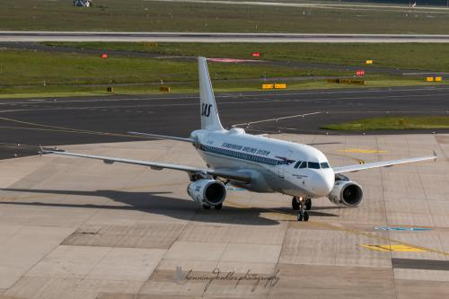Airbus A319-132, OY-KBO