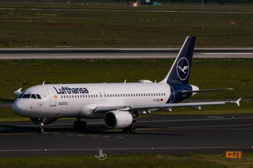 Airbus A320-214, D-AIZD