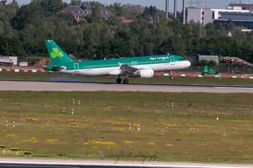 Airbus A320-214, EI-DEN