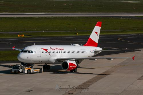 Airbus A319-112, OE-LDF
