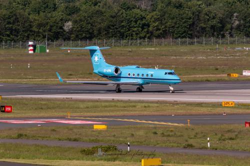Gulfstream G450, OY-APM