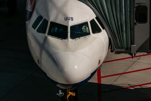 Airbus A320-232, G-EUUS