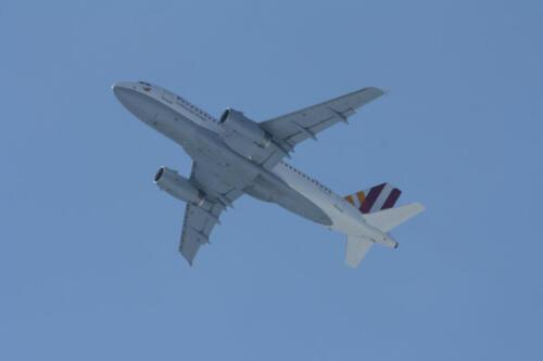 Germanwings Airbus A319-132 D-AGWU