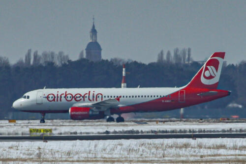 AirBerlin Airbus A320-214 D-ABDY