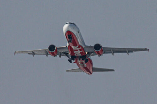 AirBerlin Airbus A320-214 D-ABDS