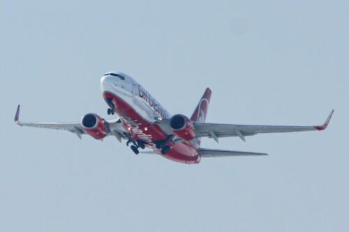 AirBerlin Boeing 737-7K5 D-AHXG