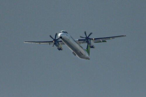 Air Baltic Bombardier Dash 8-Q402 YL-BAX