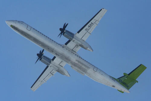 Air Baltic Bombardier Dash 8-Q402 YL-BAX