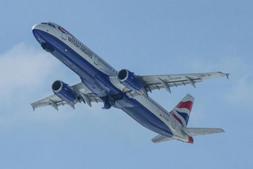 British Airways Airbus A321-231 G-EUXG