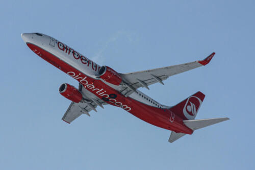 AirBerlin Boeing 737-86J D-ABKD