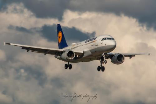 Lufthansa A320